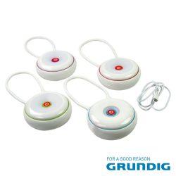 Candeeiro Secretária Flexível USB 120lm Grundig - (03229)