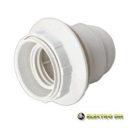 Casquilho P/ Lâmpada E14 Branco Edh - (12.088/B)
