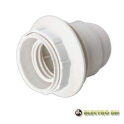 Casquilho P/ Lâmpada E27 Branco Edh - (12.093/B)
