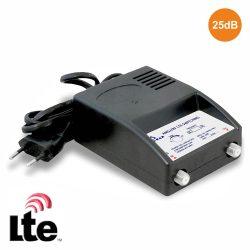 Amplificador De Antena C/ Ajuste E Filtro Lte 28db - (41160)