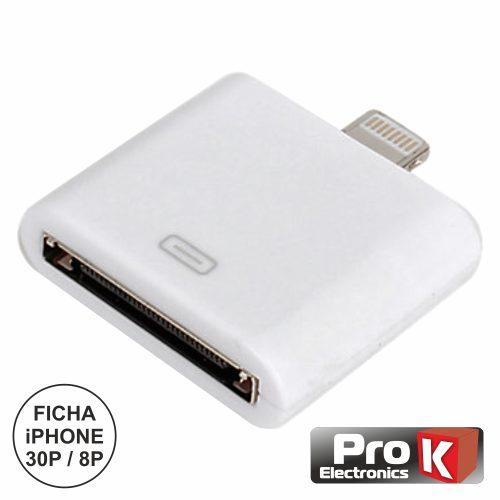 Adaptador De Iphone 4 P/ Iphone 5 Branco - (ADAP-IPHONE4/5B)