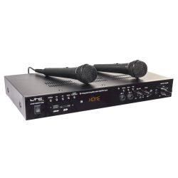 Amplificador Stereo Hifi 2x50W Vídeo HDMI USB/FM/BT/SD 2 Mic - (ATM6100MP5-HDMI)