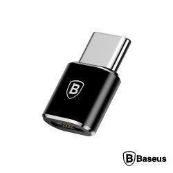 Adaptador Micro-USB Tipo C BASEUS - (CAMOTG-01)