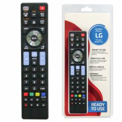 Comando TV Universal Lcd/LED Lg Smart TV - (COMTV-LG)