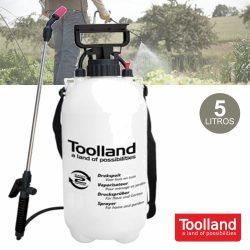 Pulverizador De Pressão C/ Bomba 5l TOOLLAND - (DT20005)