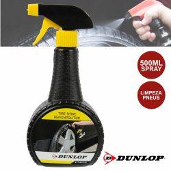 Spray De Limpeza Pneus 500ml Dunlop - (DUN418)