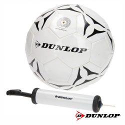 Bola De Futebol Tamanho 5 C/ Bomba De Encher Dunlop - (DUN872)