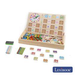 Tabuleiro Matemático P/ Brincar LEXIBOOK - (EDU600)