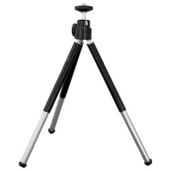 Tripé P/ Máquina Fotográfica/Filmar Em Alumínio - (EF105)