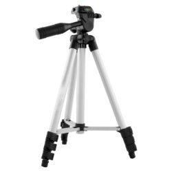 Tripé P/ Máquina Fotográfica/Filmar Em Alumínio - (EF108)