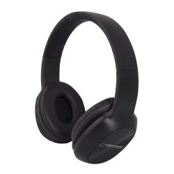 Auscultadores Bluetooth S/ Fios Stereo Pretos - (EH214K)