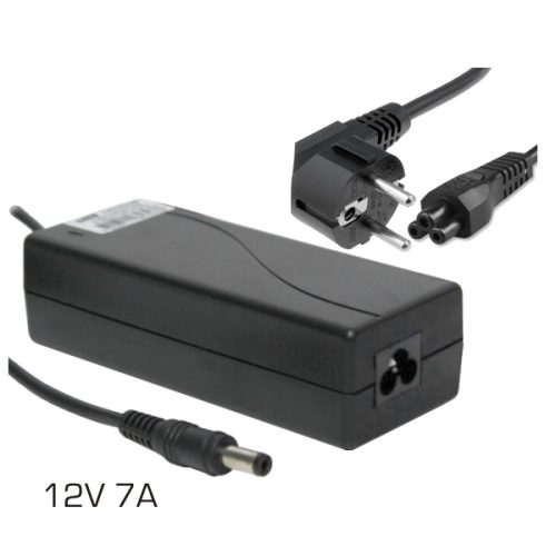 Alimentador Switching 12V 7A P/Lcd - (FAS12V7AB)