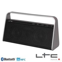 Coluna Bluetooth Portátil USB/BT/FM/Bat/NFC Ltc - (FREESOUND)