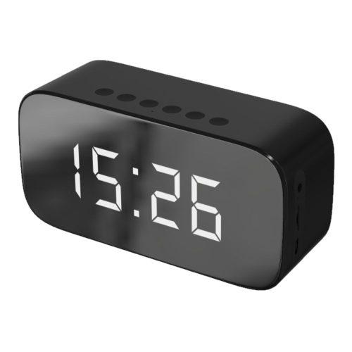 Relógio Despertador Bluetooth/MicroSD/AUX - (GB-200)