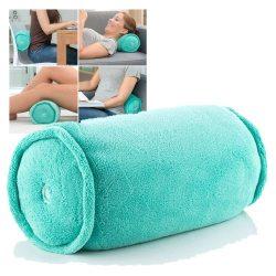 Almofada Massajadora Cilíndrica A Pilhas - (INVG004)