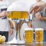 Dispensador De Cerveja Balão 3.5l C/ Compartimento P/ Gelo - (INVG037)