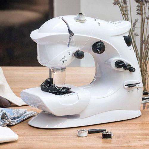 Máquina De Costura Compacta Portátil - (INVG073)