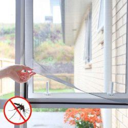 Rede Anti-Mosquitos C/ Tira Velcro - (INVG085)