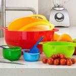 Utensílios De Cozinha Diversos 8 Peças - (INVG091)