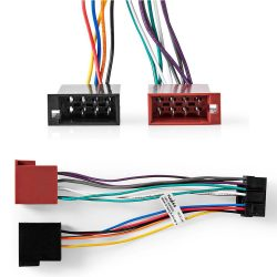 Adaptador ISO JVC Car Audio - (ISOCJVC16PVA)