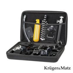 Mala Com Kit De Montagem p/ Câmara De Ação KrugerMatz - (KM0284)