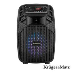 Coluna Bluetooth Portátil 10W TWS BT/USB/AUX/BAT Kruger Matz - (KM0554)