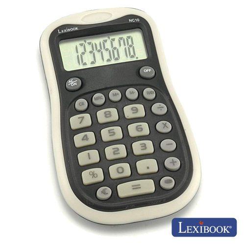 Máquina Calculadora 8 Dígitos Lexibook - (NC10)