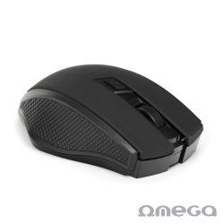 Rato Óptico 1200 Dpi USB Preto OMEGA - (OM08B)
