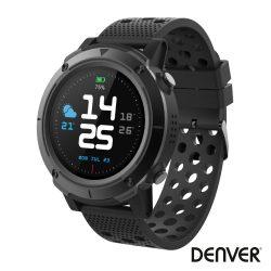 SmartWatch Multifunções GPS P/ Android iOS Preto DENVER - (SW-510BLACK)