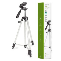 Tripé P/ Máquina Fotográfica/Filmar Em Alumínio - (TPOD2200GY)