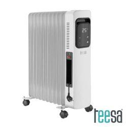 Aquecedor A Óleo 2500W 11 Elementos C/ Comando TEESA - (TSA8034)