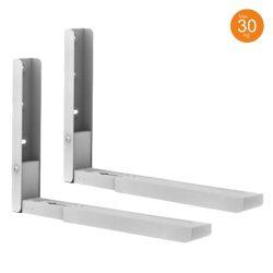 Suporte Microondas 285-425mm 30kg Branco - (UCH124-1)