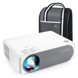 Vídeo Projetor LEDS RGB USB/HDMI/VGA/SD Comando - (VPV630)