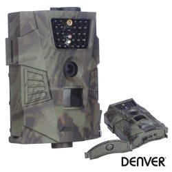 Câmara De Caça Cmos 5mp Sensor Pir SD Até 32GB DENVER - (WCT-5001)